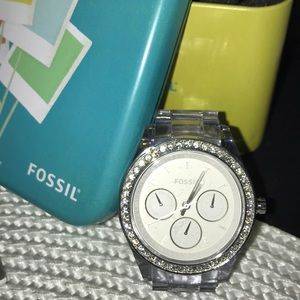 Gorgeous Fossil Watch